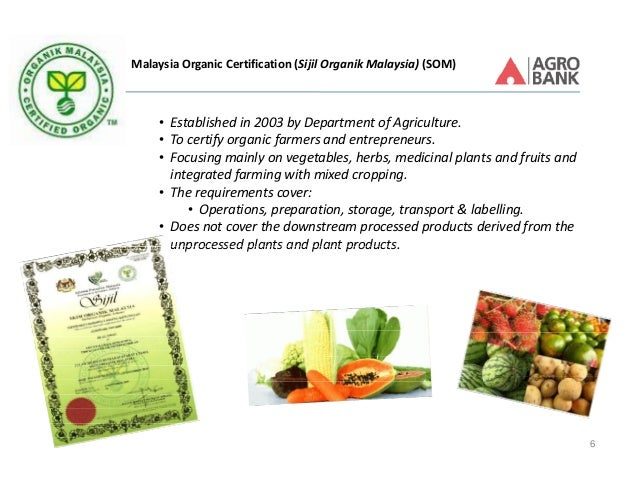 Certify Or Not To Certify Organic Food