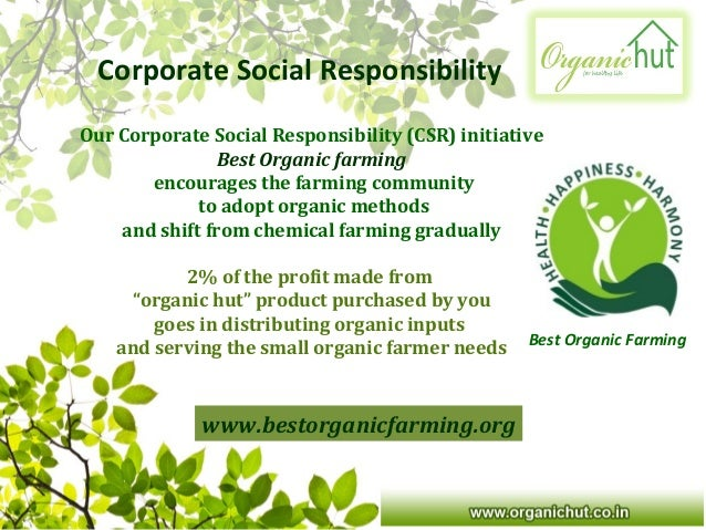 Organic Food Manufacturers In Hyderabad