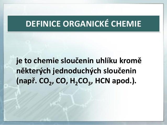 Co to je zkratka ipe chemie