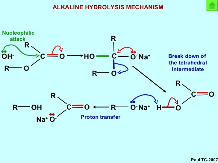 Organic mechanisms