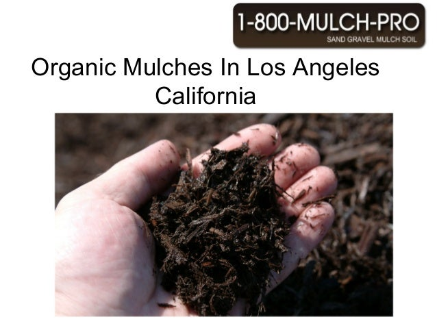 Why use Mulch In Los Angeles California? Los Angeles California has the best Mulch. Using mulch can benefit your garden an...