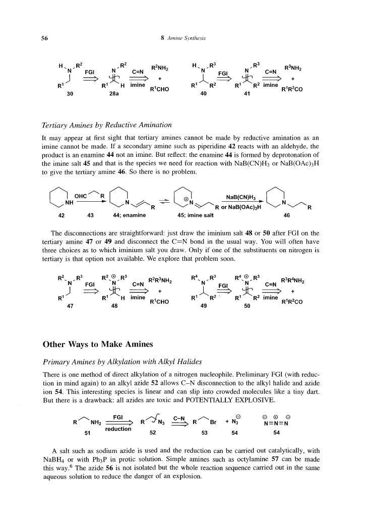 Organic synthesis the disconnection approach by stuart warren 66 ht fandeluxe