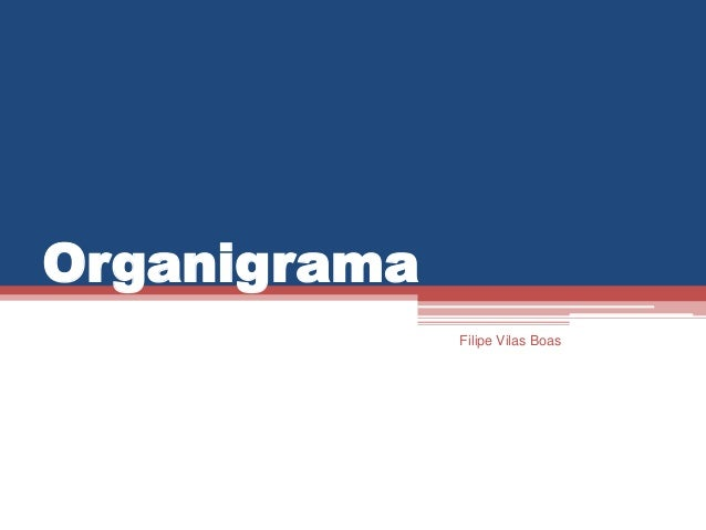 Organigrama Filipe Vilas Boas