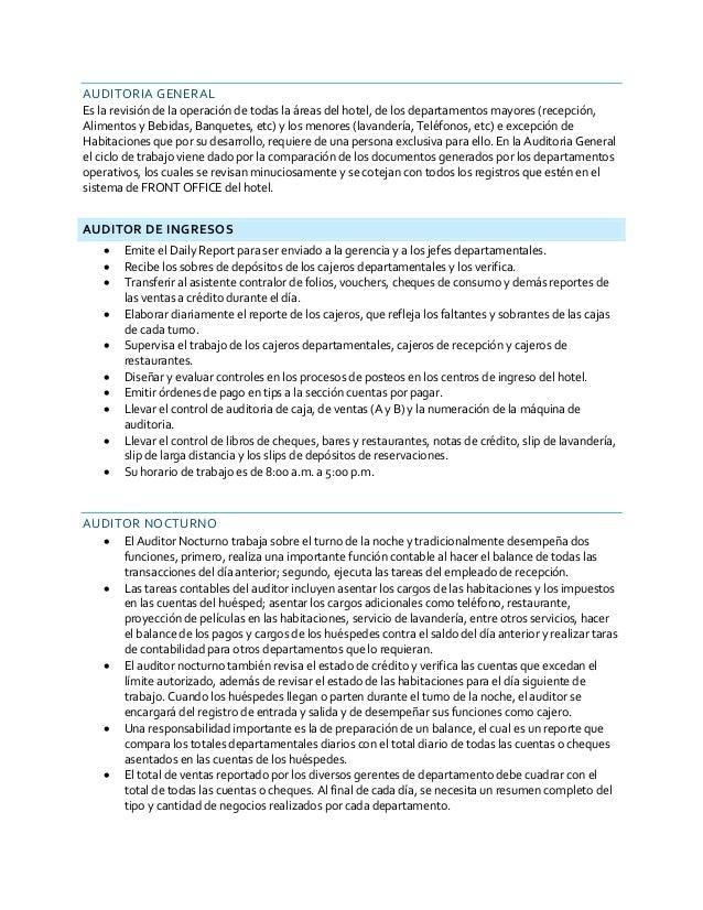 Organigrama hotel for Manual de procedimientos de alimentos y bebidas de un hotel