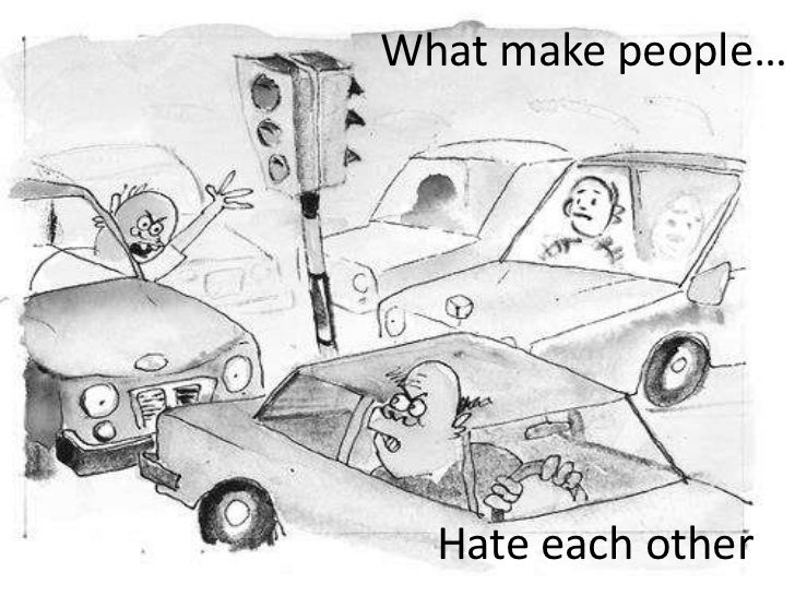 What make people…<br />Hate each other<br />