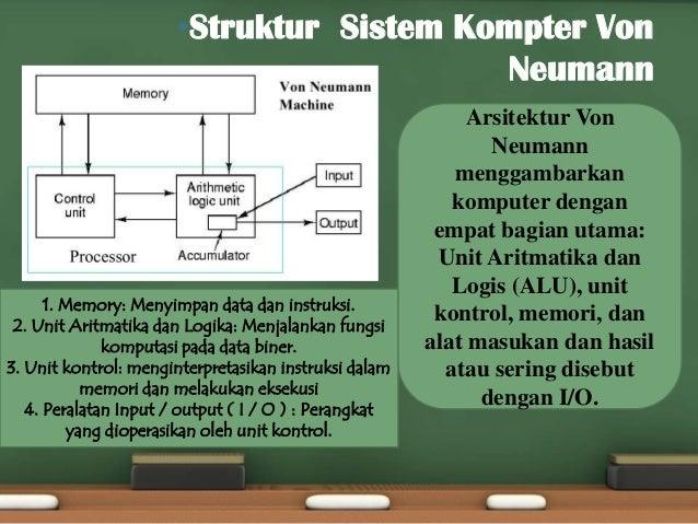Organisasi Dan Arsitektur Komputer Serta Struktur Sistem Komputer