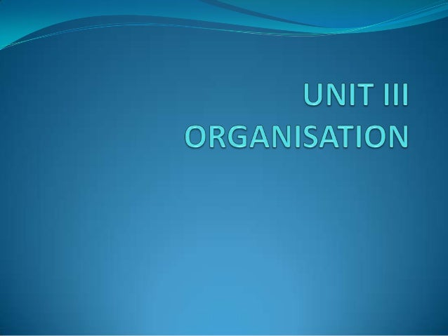 What Is Organizing?  Organizing  Arranging the activities of the enterprise in such a way that they systematically contr...