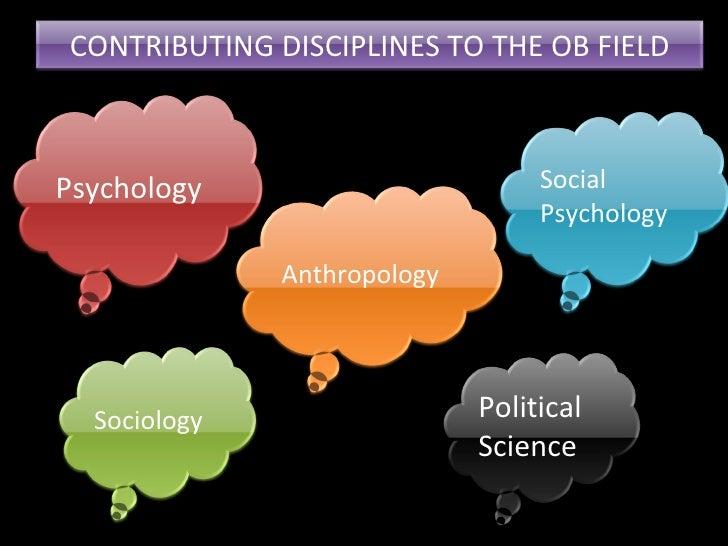 organization behavior disciplines ob disciplines What are the characteristics of organizational behaviour as scentific  nature of organizational behavior (ob)  describing human behavior in the organization.