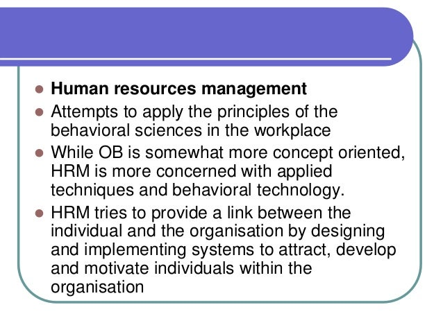 organisational behaviour report 14 what is organizational behaviororganizational behavior is the systematic study and careful application ofknowledge about how people – as individuals and as groups – act withinorganizationson the other hand, ob is the study of what people think, feel, and do in and aroundorganizationsorganizations:organizations are groups of people .