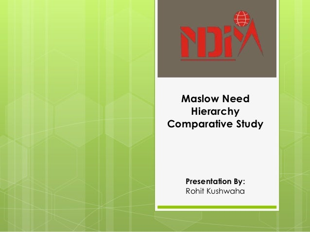 an analysis of dostoyeski and maslows views on needs Maslow's hierarchy of needs is a theory about what sorts of things motivate us as human beings and what sorts of needs we have maslow presents a hierarchy of needs in which each level of need.