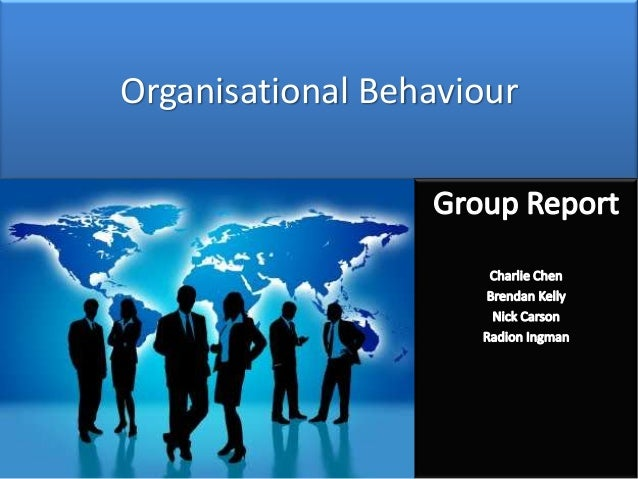 organisational behavioure Chapter summary organizational behavior is the study of human behavior in the workplace, the interaction between people and the organization with the intent to.