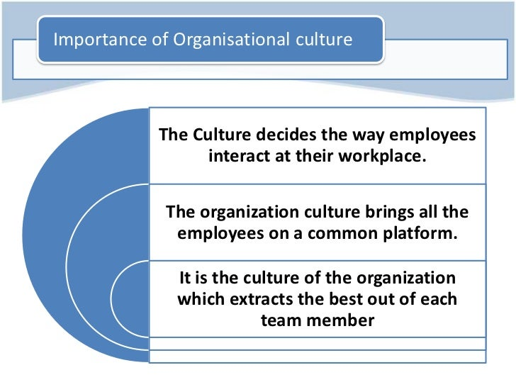 Organisational culture of etisalat