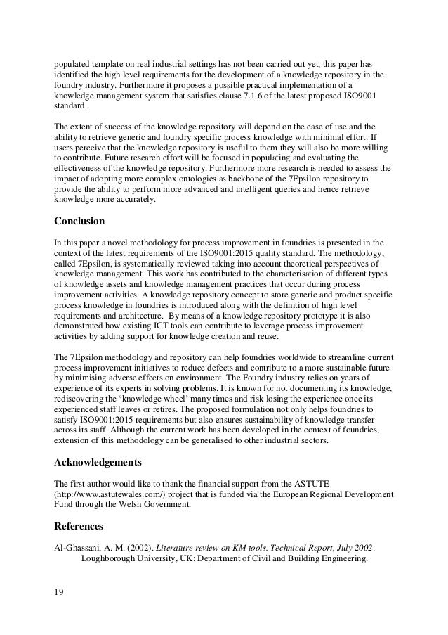 Thesis How To Write Literature Review