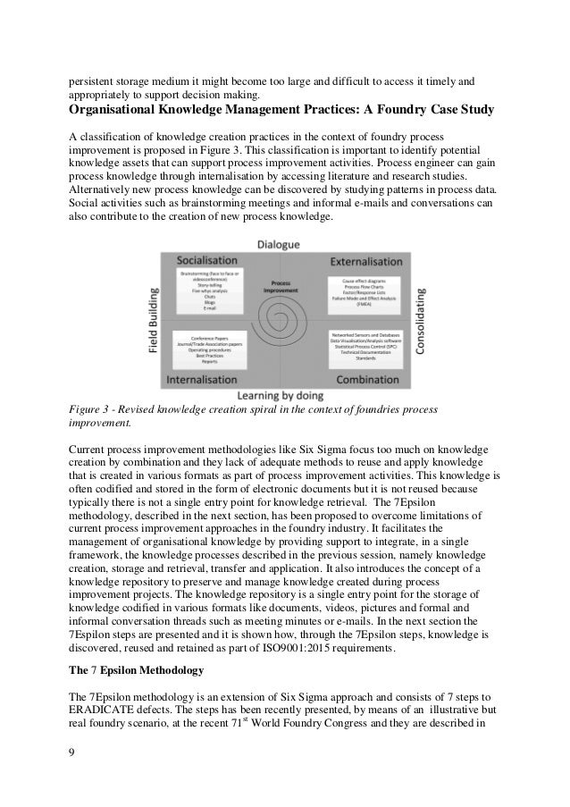 how can knowledge management and organisational The purpose of the study is to focus on the enhancement of knowledge management (km) performance and the relationship between organizational culture and km process intention of individuals because of the diversity of organizational cultures (which include results-oriented, tightly controlled, job- oriented, closed system.