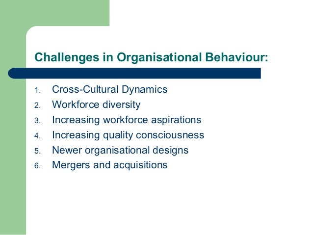 organisational climate and behaviour as facilitators The concept of culture is the climate and practices that  positive attitudes and  behaviours we need if we are to  facilitators were recruited to provide.