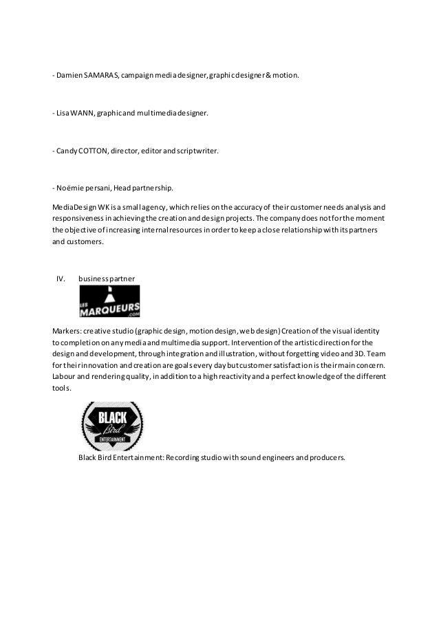 Organisation de l'agence Slide 3