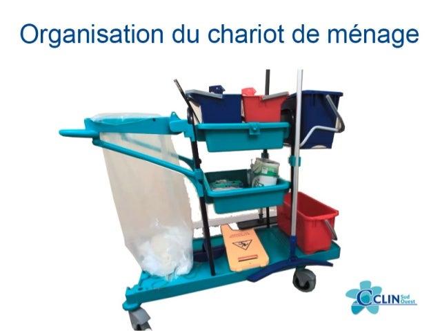Organisation du chariot