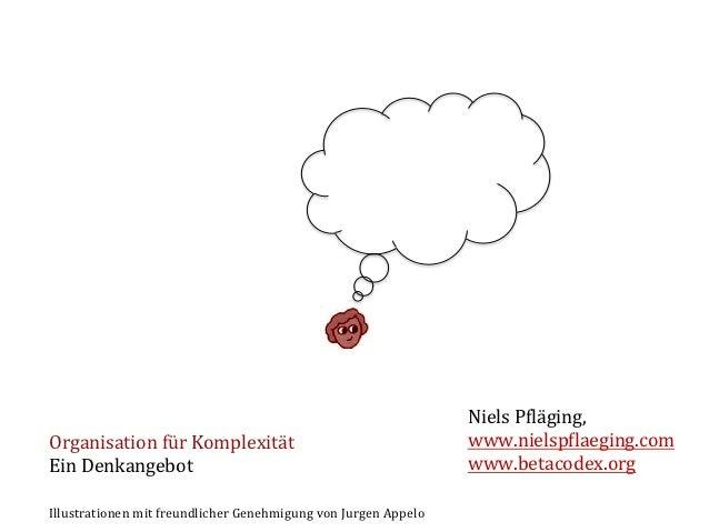 Niels P(läging, Organisation für Komplexität                                                 www.nielsp(laeging....