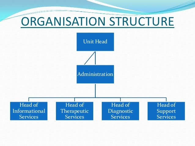 Organisation Structure Of Manipal Hospital