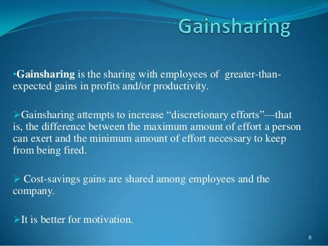 profit sharing in hrm