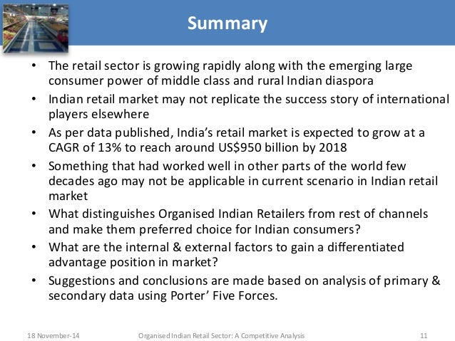 a microeconomic analysis of indian retail Retail expansion in india: an impact analysis suresh sharma assistant professor,  analysis of indian consumers and the positioning of indian and foreign retailers.