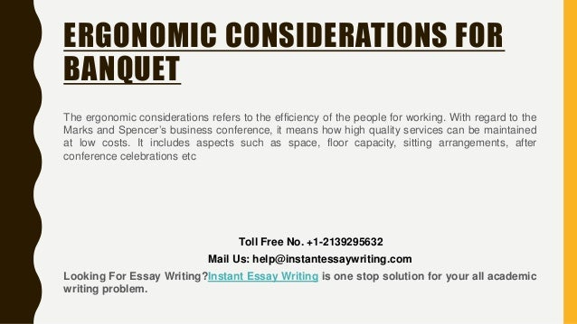 conference and banqueting management essay Conference definition is - a meeting of two or more persons for discussing matters of common concern how to use conference in a sentence a meeting of two or more.