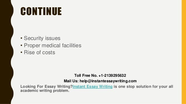 define problem and solution essay Online guide to writing and research welcome many kinds of reports, and essay examinations example of a problem-cause-solution pattern.