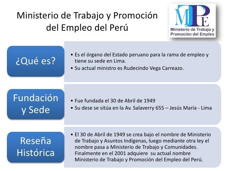 Organismos de trabajo nacional e internacional for Oficina estatal de empleo