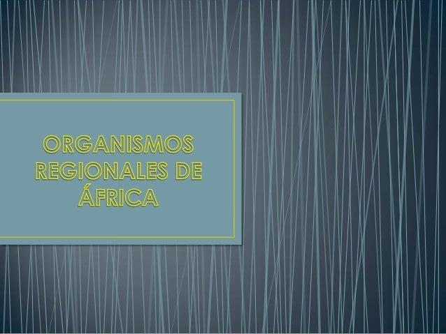Es una unión formada por54 estados africanos. Elúnico estado africanoque no forma parte de laUA es MarruecosLa UA se creó ...