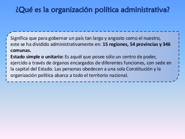organizaci n pol tica administrativa de chile 6 7