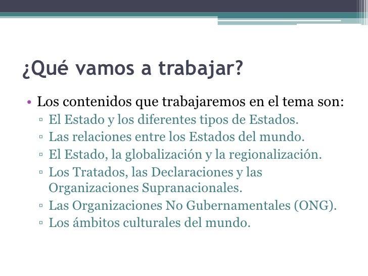 ORGANIZACIÓN POLÍTICA DE LAS SOCIEDADES Slide 2