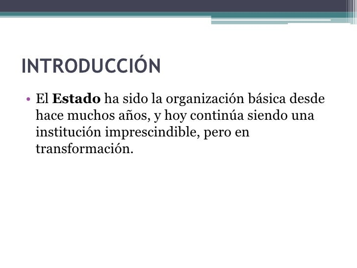 ORGANIZACIÓN POLÍTICA DE LAS SOCIEDADES Slide 3