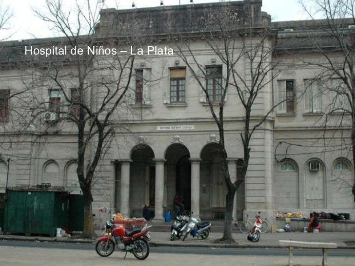 Hospital de Niños – La Plata