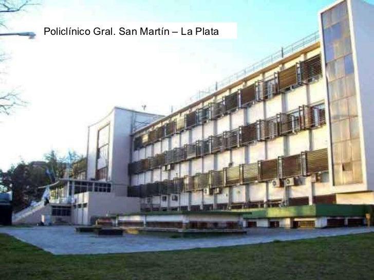 Policlínico Gral. San Martín – La Plata