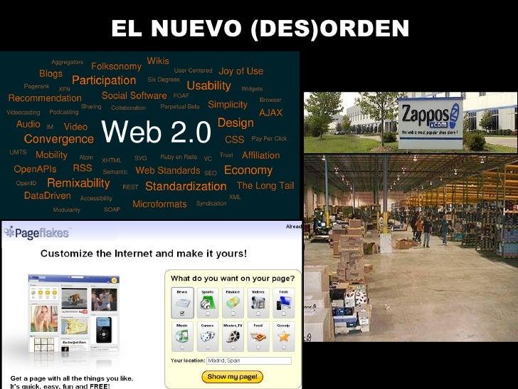 EL NUEVO (DES)ORDEN