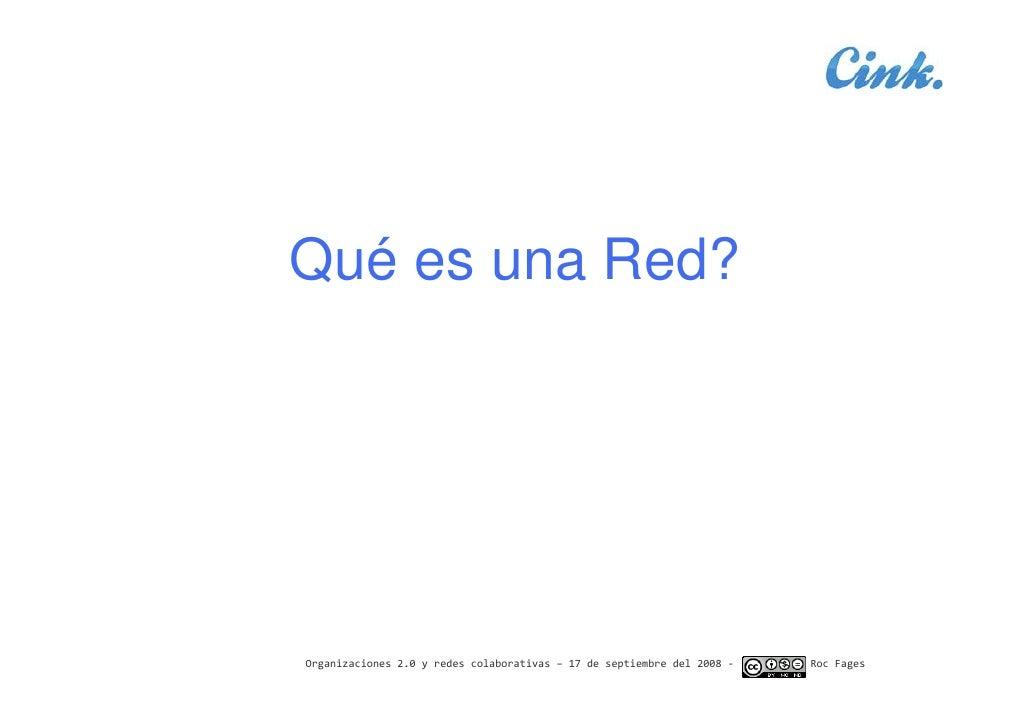 Organizaciones Y Redes Slide 2
