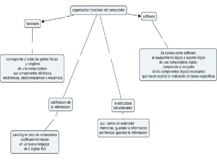 Organizacion funcional