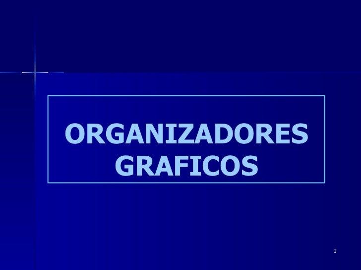ORGANIZADORES GRAFICOS