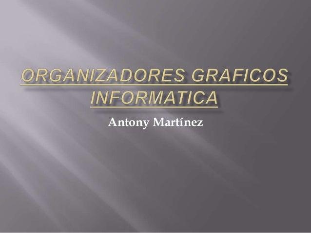 Antony Martínez