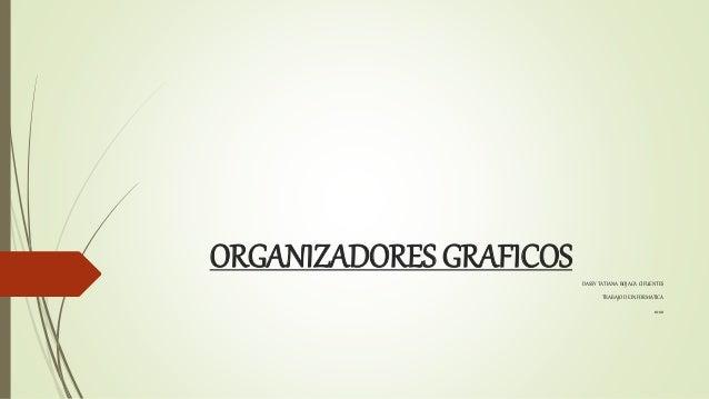 ORGANIZADORES GRAFICOS DASSY TATIANA BOJACA CIFUENTES TRABAJO DE INFORMATICA 1002