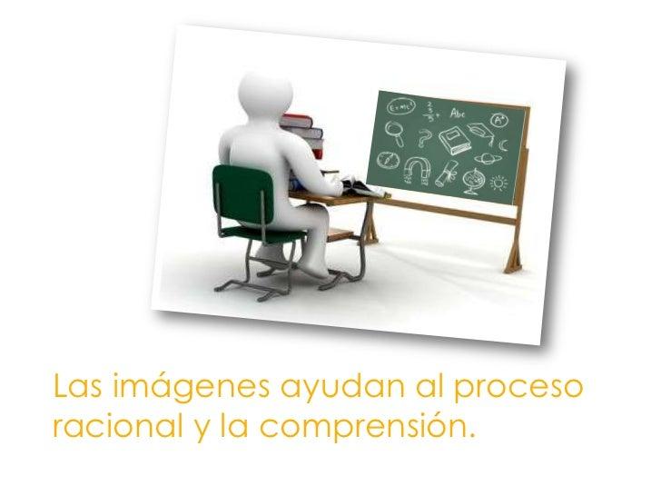 Aprendemos antes a interpretar imágenes que a leer <br />