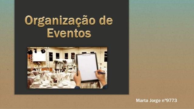 Marta Jorge nº9773