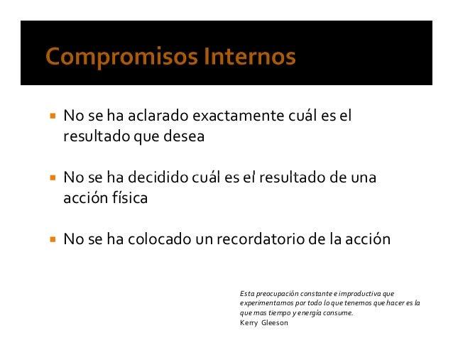 no hagas el compromisomantener los compromisosrenegociar los compromisos