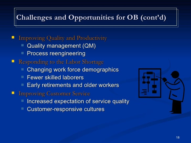 challenges and opportunities of organizational behaviour The meaning of stimulating innovation and change in challenges and opportunities for ob, a very important term of organizational behavior.