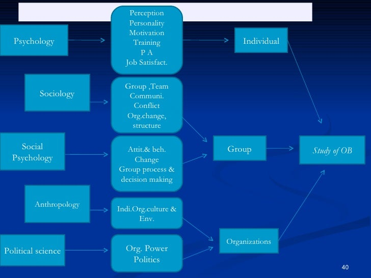 brownloaf mactaggart organizational behavior study
