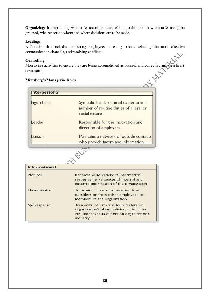 Organizational behavior Slide 2