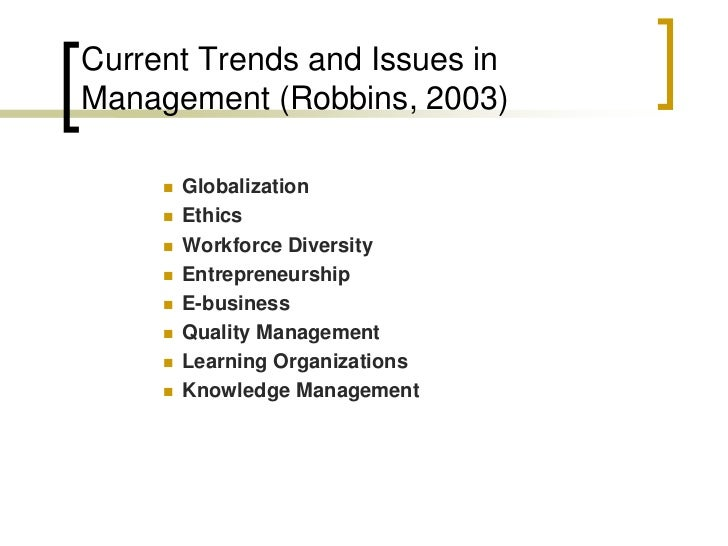 future trends and challenges for organizational behaviour Impact of globalization on organizational behavior 1 kpreethi 09011u0107 2 organizational behaviour is a field of study that.