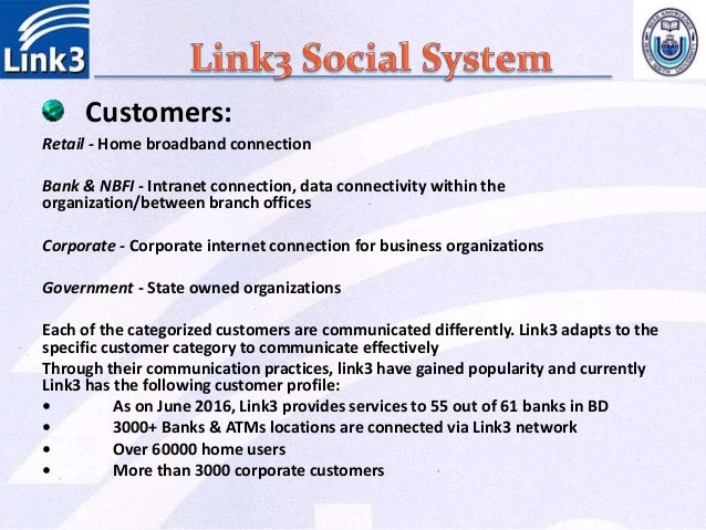 Organizational behavioral practices in link3 technologies ltd