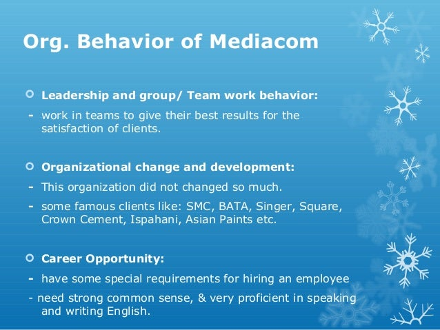 organizational behavior no fair pay in this place essay Organizational behavior problem and its solution essay nowadays, it is impossible to imagine a successful organization which does not pay special attention to its organizational behavior it is clear that the major goal of any business organization is to succeed in business.