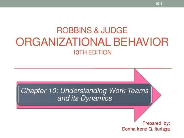 The Characteristics of Groups in Organizational Behavior